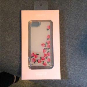 Ban.do Glitter Bomb Strawberry IPhone 6/7/8 Case